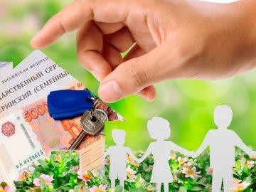 Как использовать мат капитал при покупке квартиры