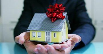 какой налог на дарение недвижимости