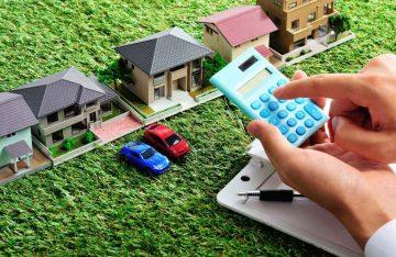 Налог на имущество для физических лиц в России
